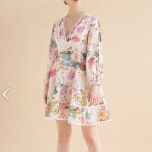 Floral dress Zimmerman like